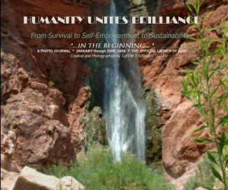 HUMANITY UNITES BRILLIANCE book cover