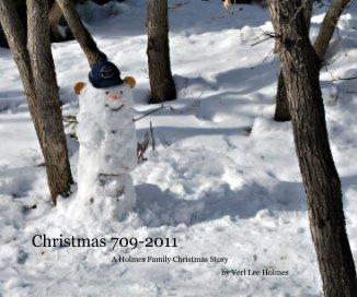 Christmas 709-2011 book cover