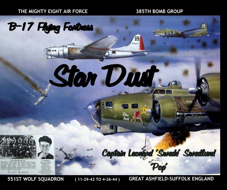 View Star Dust B-17 Bomber by Mark Swedlund