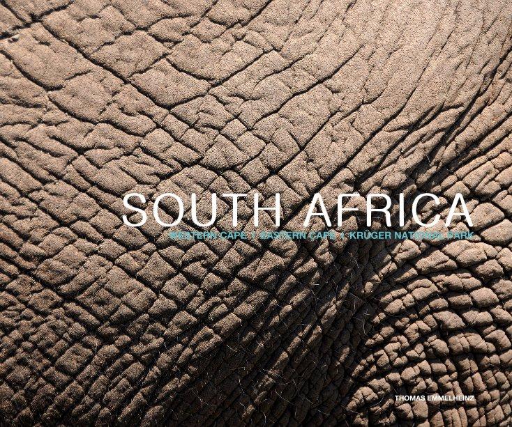 SOUTH AFRICA - deutsche Ausgabe nach Thomas Emmelheinz anzeigen