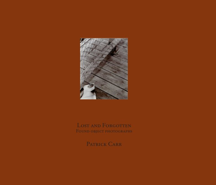 View Lost and Forgotten by Patrick Carr