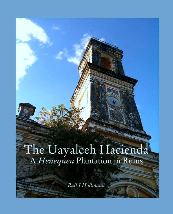 View The Uayalceh Hacienda  A Henequen Plantation in Ruins by Ralf J Hollmann