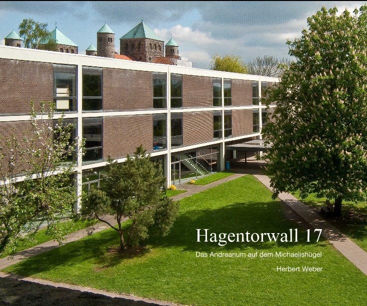 Bekijk Hagentorwall 17 op Herbert Weber