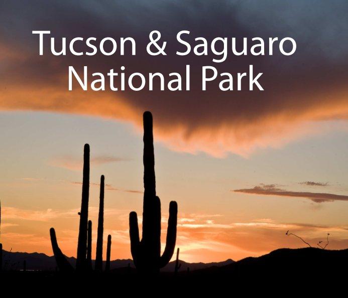 View Tucson & Saguaro National Park by Gene Burch