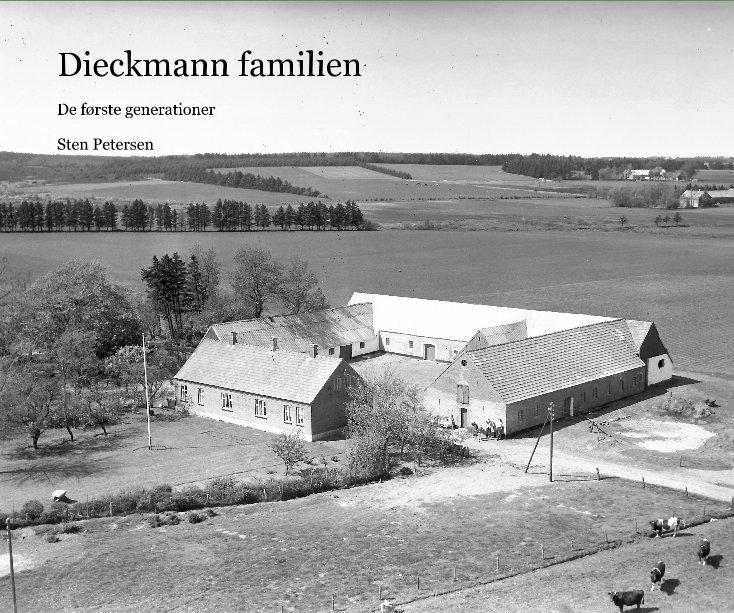 View Dieckmann familien by Sten Petersen
