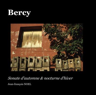 Bercy book cover