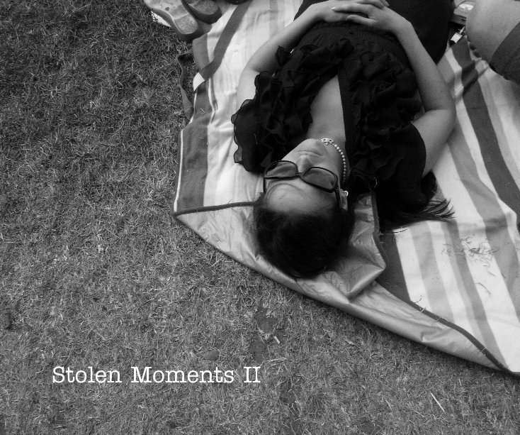 View Stolen Moments II by Taff Manton