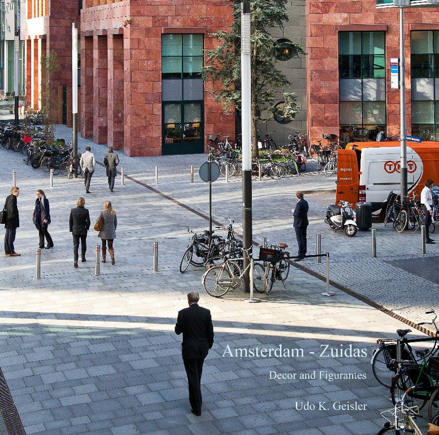 Bekijk Amsterdam - Zuidas op Udo K. Geisler