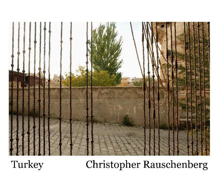 View Turkey by Christopher Rauschenberg