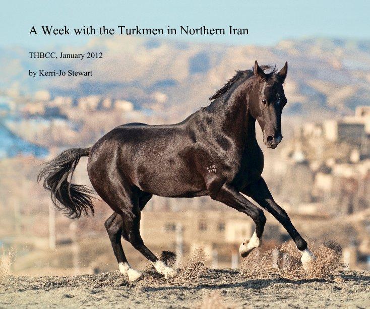 View A Week with the Turkmen in Northern Iran by Kerri-Jo Stewart