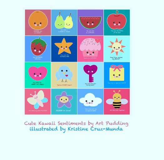 View Cute Kawaii Sentiments by Art Pudding by kcmunda