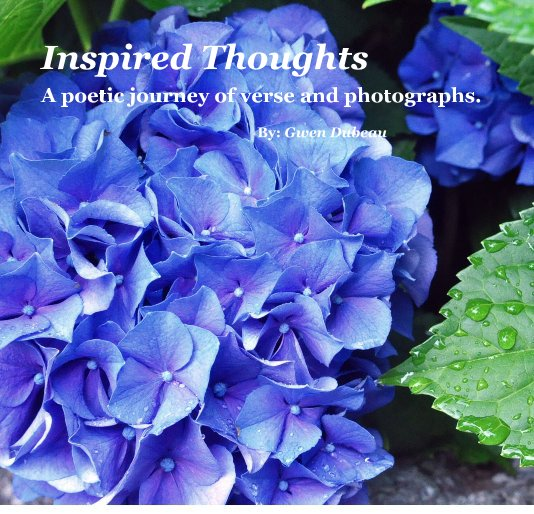 View Inspired Thoughts by Gwen Dubeau