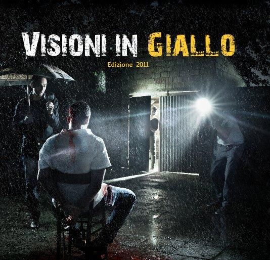 Visualizza Visioni in Giallo Edizione 2011 di Autori vari