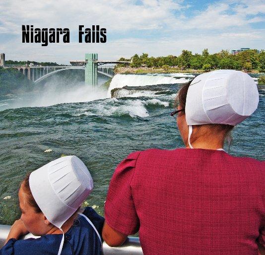 View Niagara Falls #Eyespiration by Melanie Rijkers