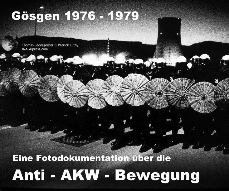 Die Anti-AKW-Bewegung (25x20 cm)