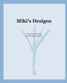 Miki's Designs book cover