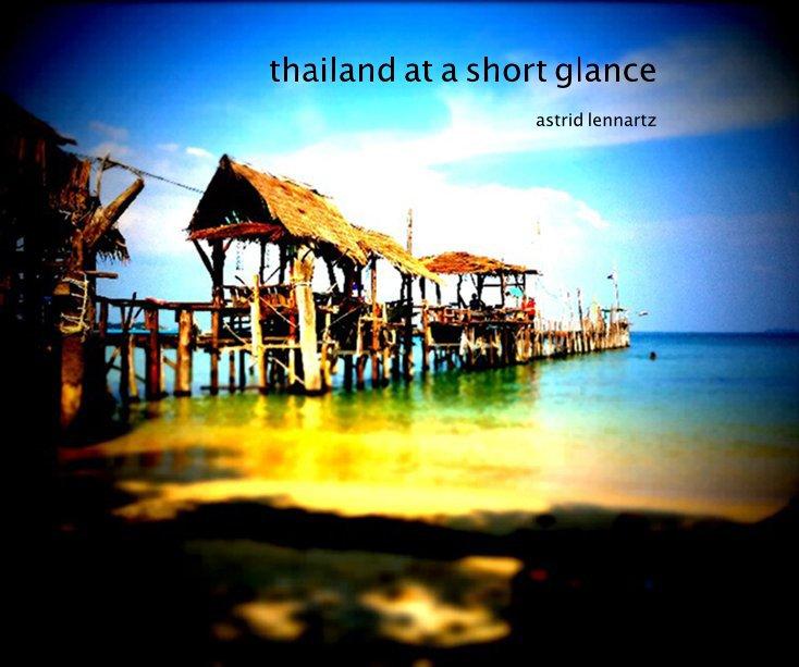 thailand at a short glance nach aslen anzeigen