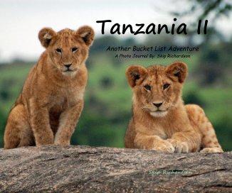 Tanzania II book cover