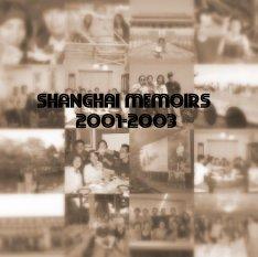 Shanghai Memoirs book cover