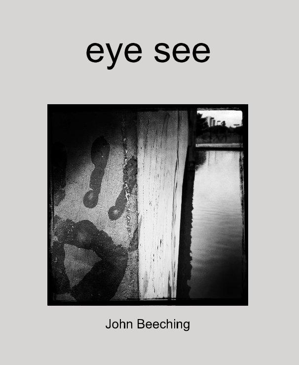 View eye see by John Beeching