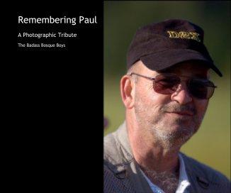 Remembering Paul book cover
