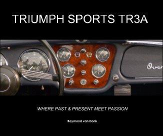 Triumph sports tr3a book cover