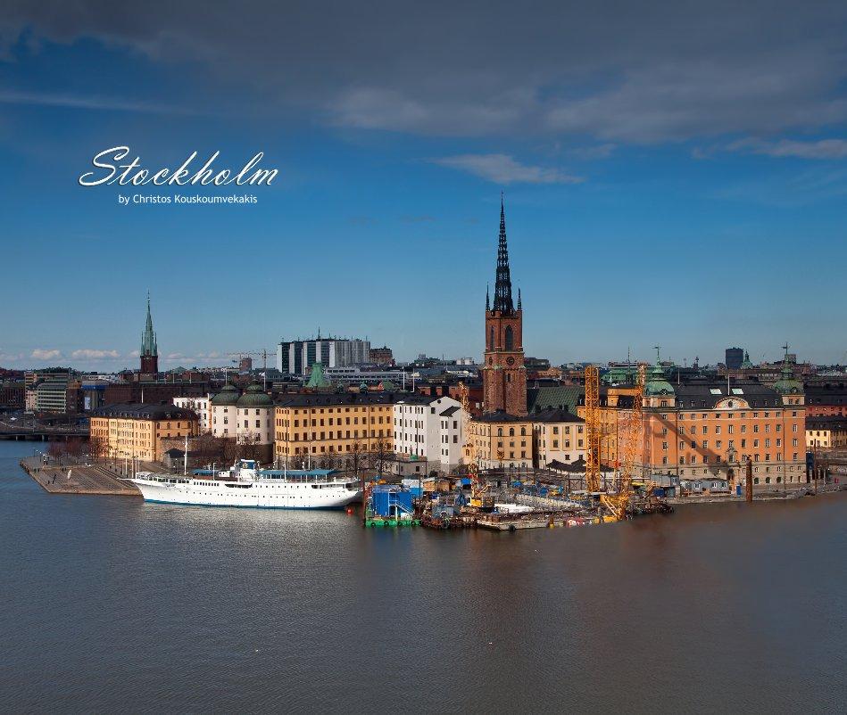 View Stockholm by Christos Kouskoumvekakis