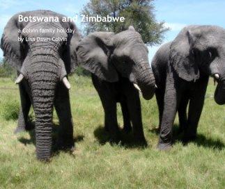 Botswana and Zimbabwe book cover