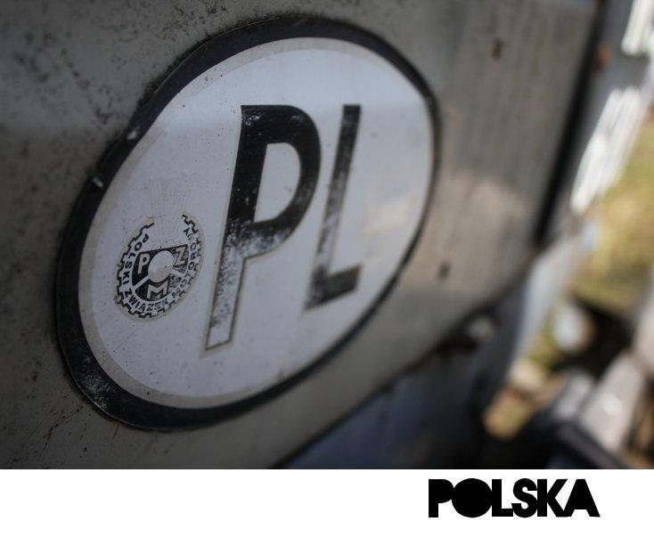 View Polska by Alex Cudby