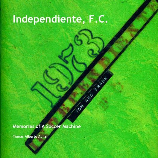 View Independiente, F.C. by Tomas Alberto Avila