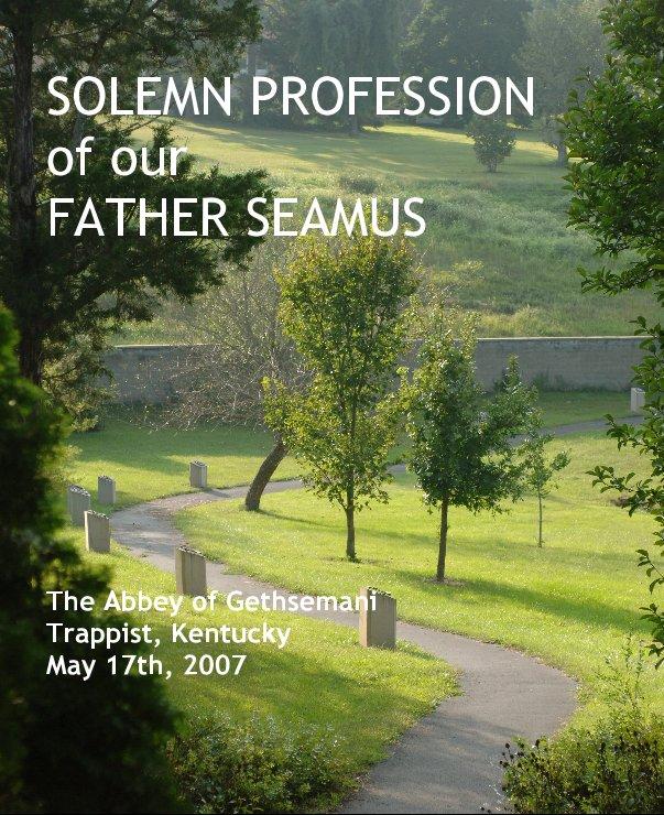 Ver SOLEMN PROFESSION por pjordan