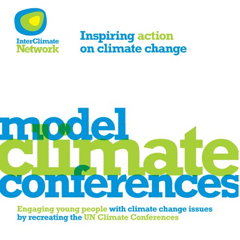 View Model Climate Conference by InterClimate Network