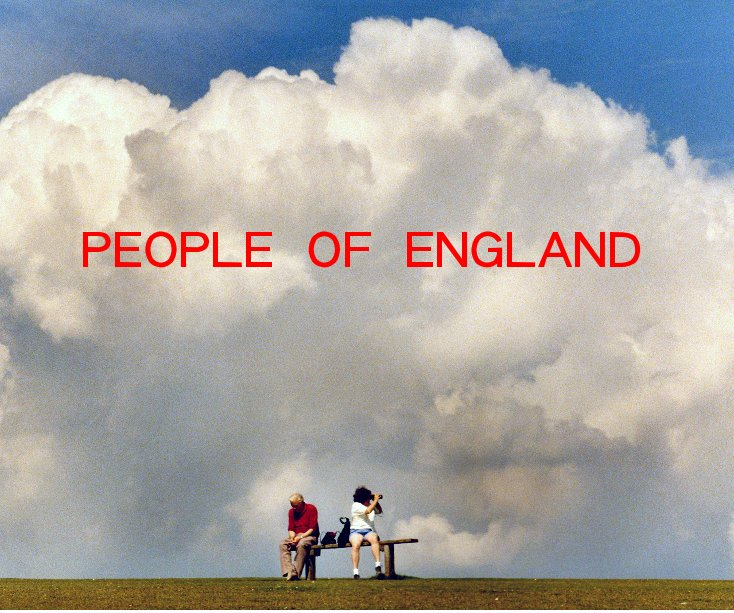 View PEOPLE OF ENGLAND by Ian Hughes