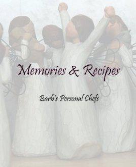 Memories & Recipes book cover