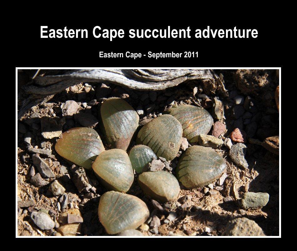 View Eastern Cape succulent adventure by Jakub Jilemicky