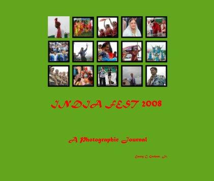India Fest 2008 book cover