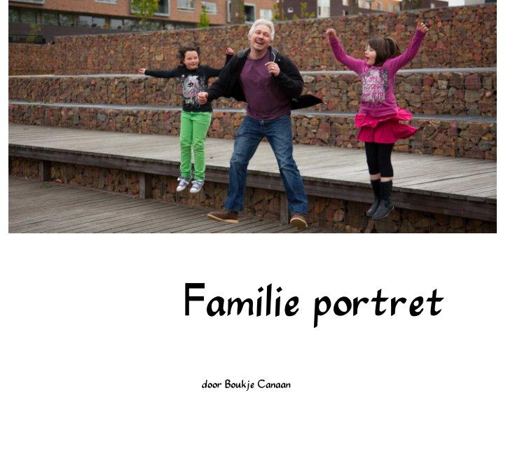 Bekijk Familie portret op Boukje Canaan