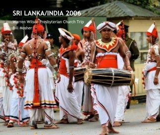 SRI LANKA/INDIA 2006 book cover