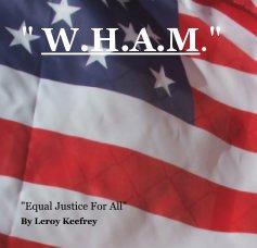 """"""" W.H.A.M."""" book cover"""