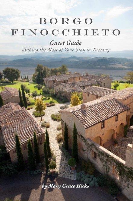 Ver Borgo Guest Guide - Black and White por Mary Grace Hicks