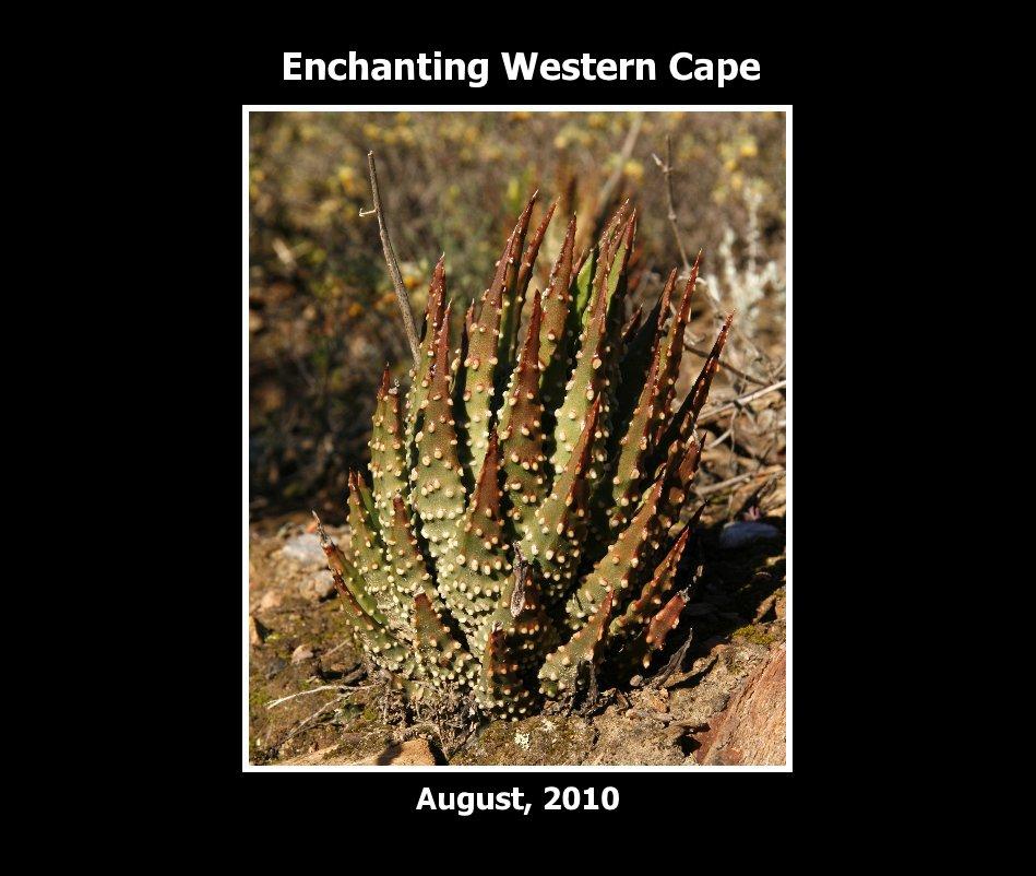 View Enchanting Western Cape by Jakub Jilemicky