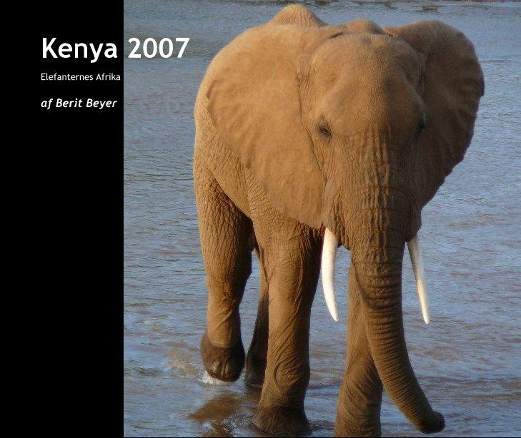 Ver Kenya 2007 por af Berit Beyer