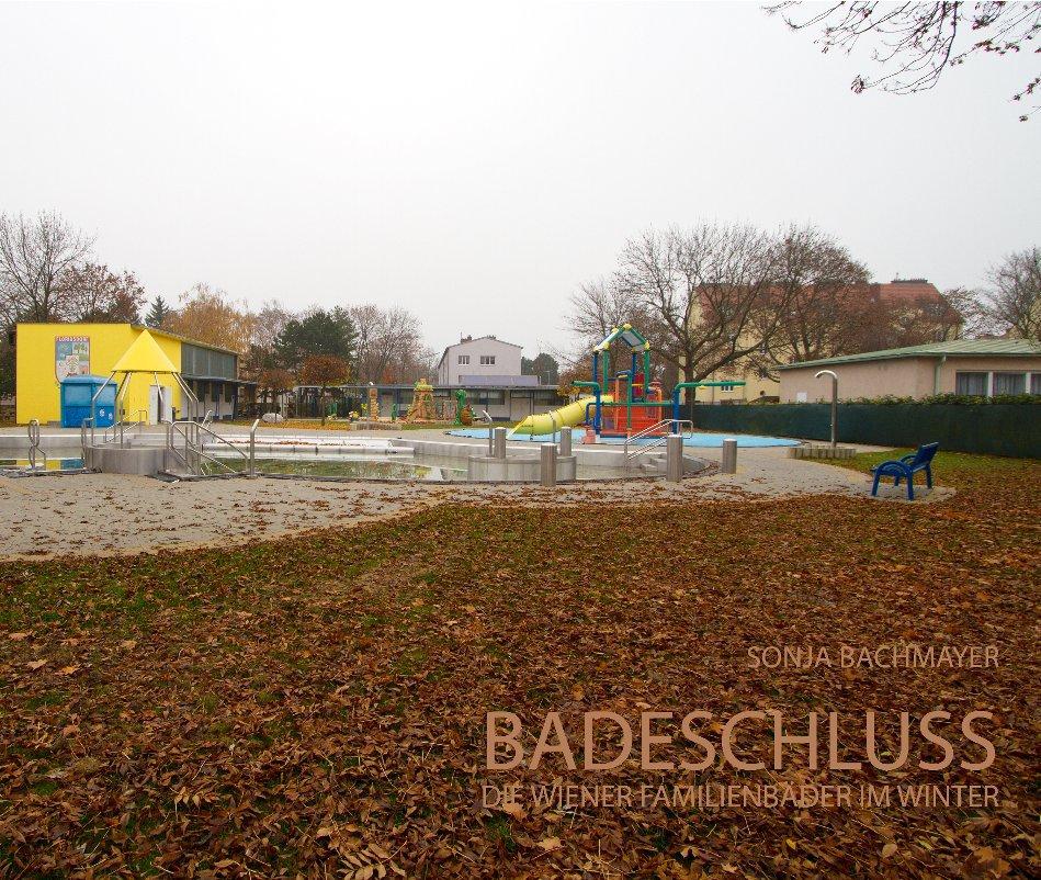 Badeschluss nach Sonja Bachmayer anzeigen