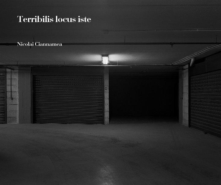 View Terribilis locus iste by Nicolai Ciannamea