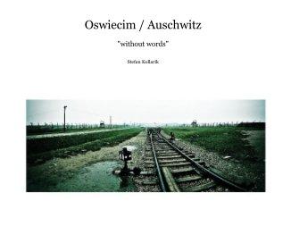 Oswiecim / Auschwitz book cover