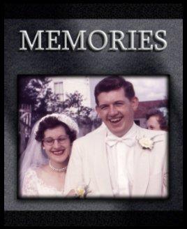Memories book cover