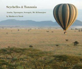 Seychelles & Tanzania book cover