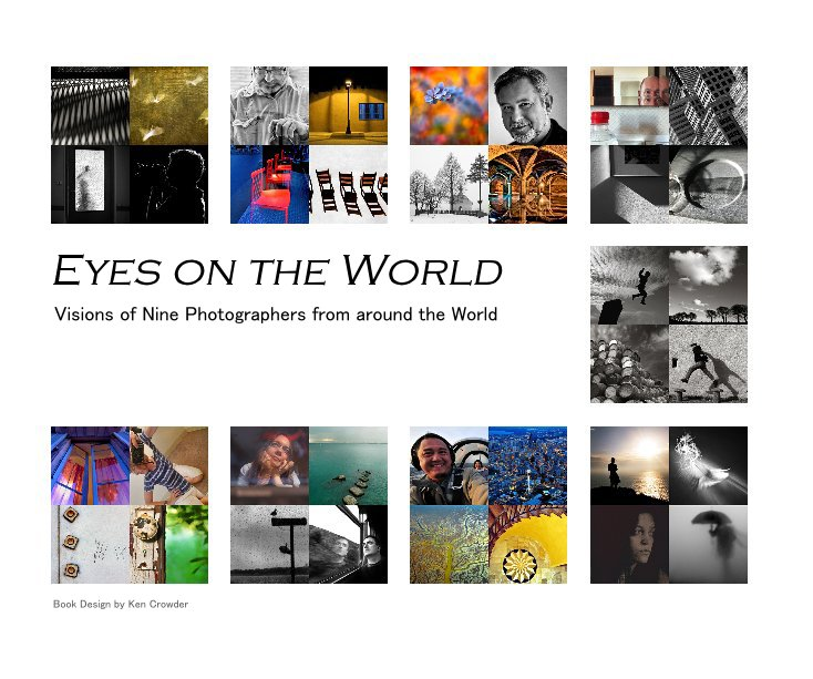 View Eyes on the World by Book Design by Ken Crowder