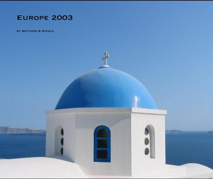 Ver Europe 2003 por lapuni00
