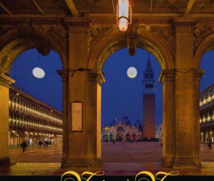 Venice & Verona book cover